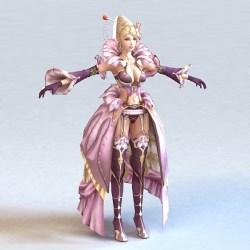 cadnav queen medieval 3d models
