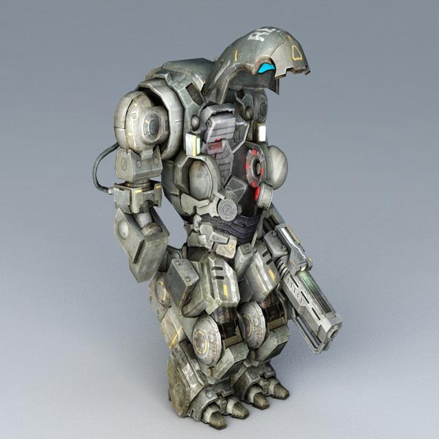 sci fi battle armor