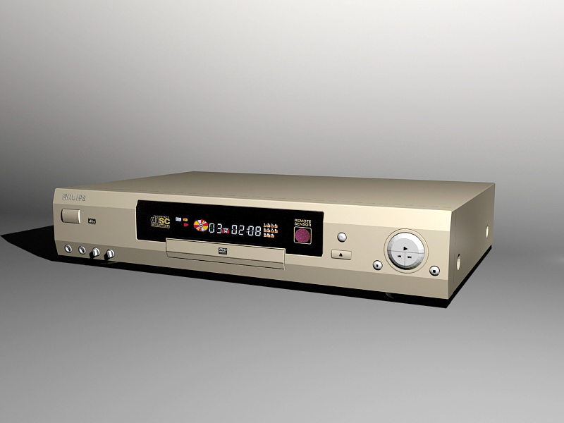 philips dvd player 3d