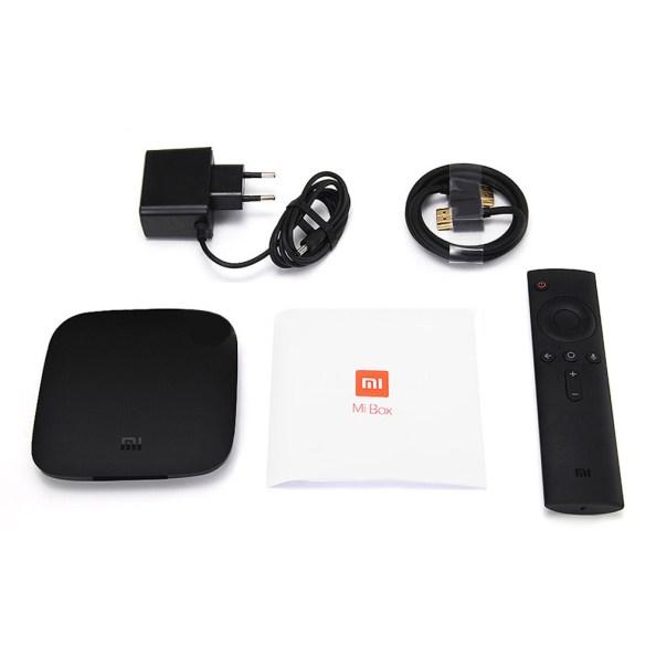TV-Box Xiaomi Mi 4K Ultra HD com Código de Promoção 3
