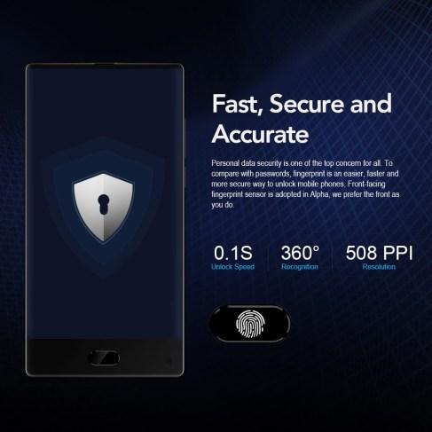 MAZE Alpha sexy e impressionante smartphone bezel less a um preço nunca visto 3