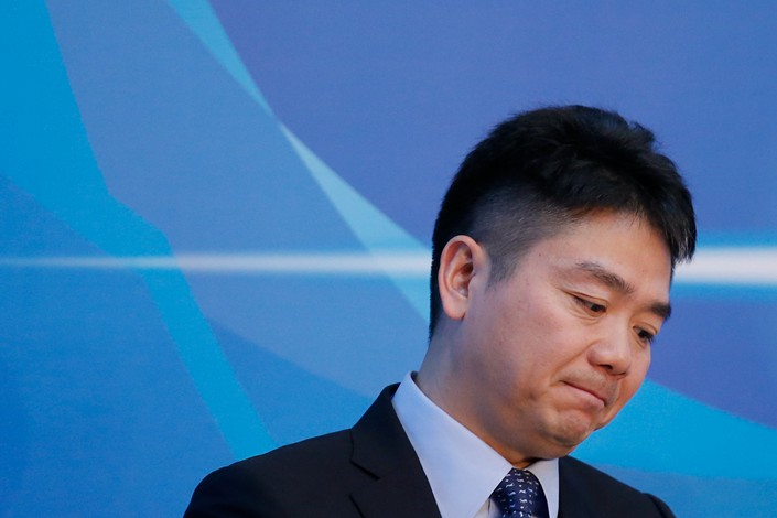 Exclusive: Richard Liu's Rape Accuser Says She Never Consented to Sex With JD.com Founder - Caixin Global