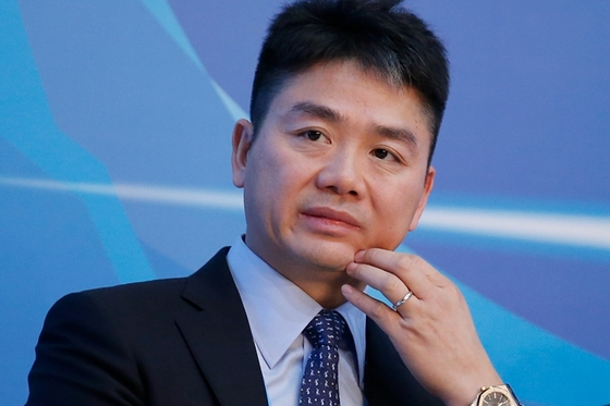 JD.com's Richard Liu Steps Down From Key Positions. but Retains Control - Caixin Global