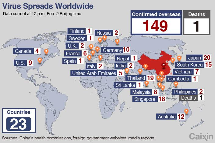 Australia, U.S. Impose Travel Restrictions Amid Coronavirus ...