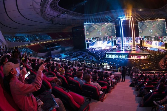 Tencent Bets Billions on Gamers With More Fans Than NBA Stars - Caixin Global