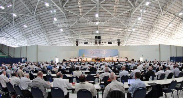53ª Assembleia Geral da CNBB, em 2015 / Foto: CNBB