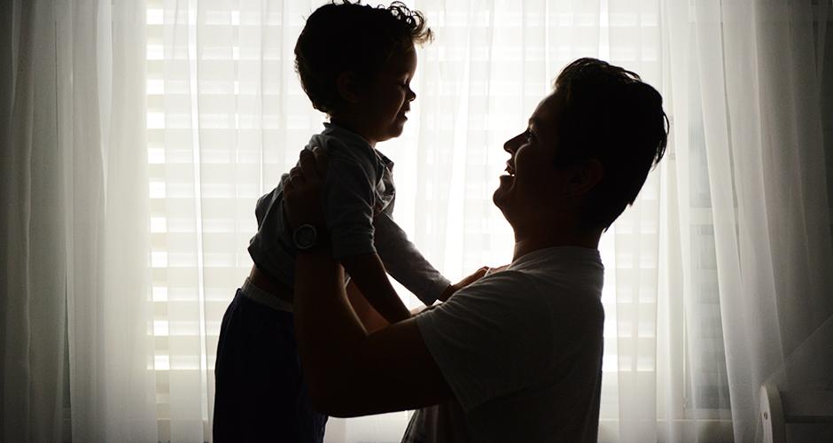 A linda missão de ser pai