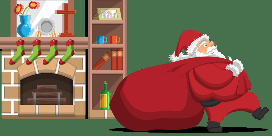 Infogrfico De Natal