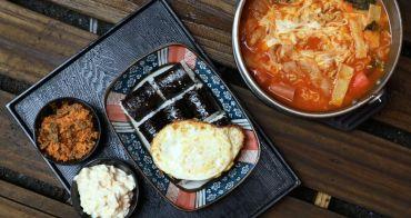 台中美食│忠武海苔飯捲便當〃隱藏在一中巷弄的平價美食,讓學生們一吃就愛上的韓式料理!!