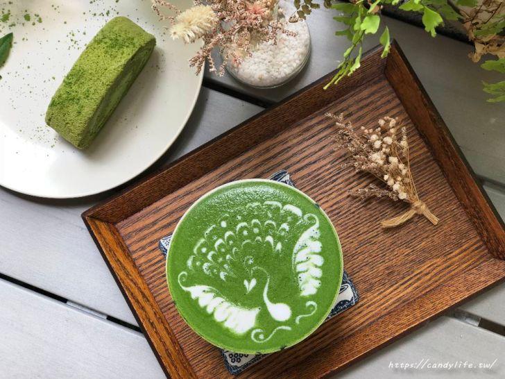 20180524224332 1 - 抹茶控必訪Yasumi cafe!還有超好吃的麻糬鬆餅唷~