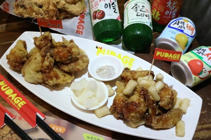 朴大哥的韓式炸雞│逢甲必吃美食!讓糖糖N訪的韓式炸雞店~