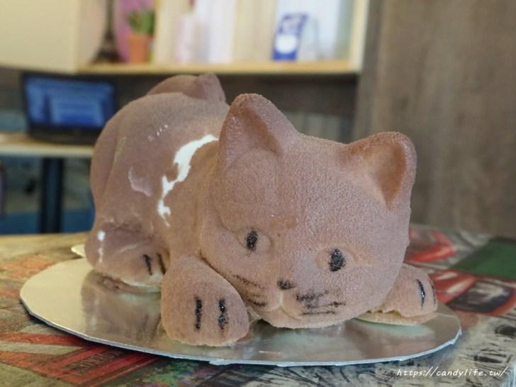 20180821181229 67 - 繼狗狗蛋糕後,又有超萌貓咪蛋糕新亮相,就在Traveler 旅行輕食 (已歇業