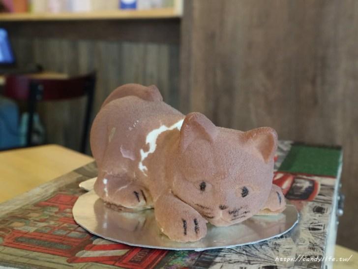 20180821181244 6 - 繼狗狗蛋糕後,又有超萌貓咪蛋糕新亮相,就在Traveler 旅行輕食 (已歇業