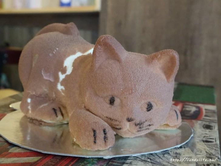 20180821181301 14 - 繼狗狗蛋糕後,又有超萌貓咪蛋糕新亮相,就在Traveler 旅行輕食 (已歇業