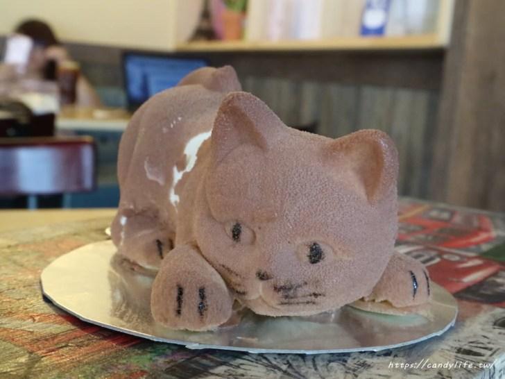 20180821181303 74 - 繼狗狗蛋糕後,又有超萌貓咪蛋糕新亮相,就在Traveler 旅行輕食 (已歇業