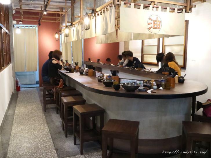 20181125110434 9 - 熱血採訪│麺屋かとむら,沒有湯的拉麵,不用飛日本,在台中也吃的到東京名物油拌麵啦~