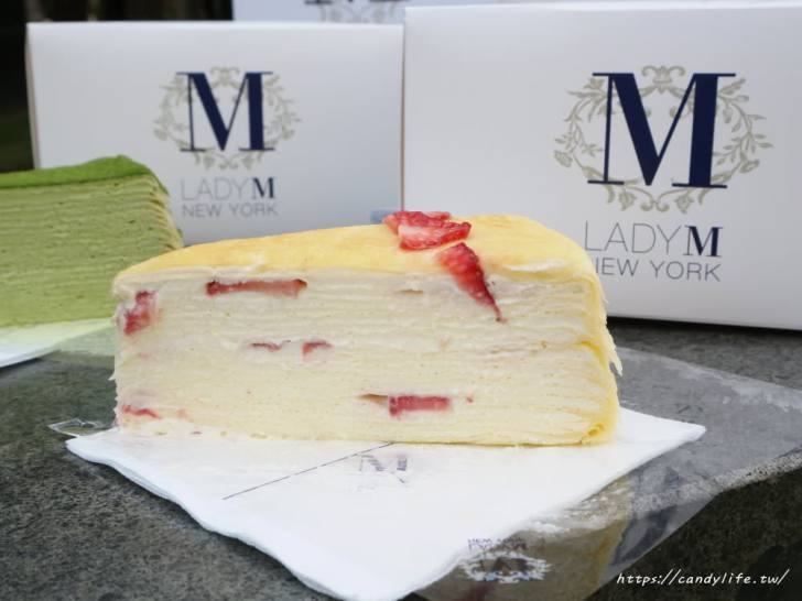 20190118133231 96 - 人氣千層蛋糕Lady M進軍台中!期間快閃,6款Lady M熱銷蛋糕在台中也吃的到~