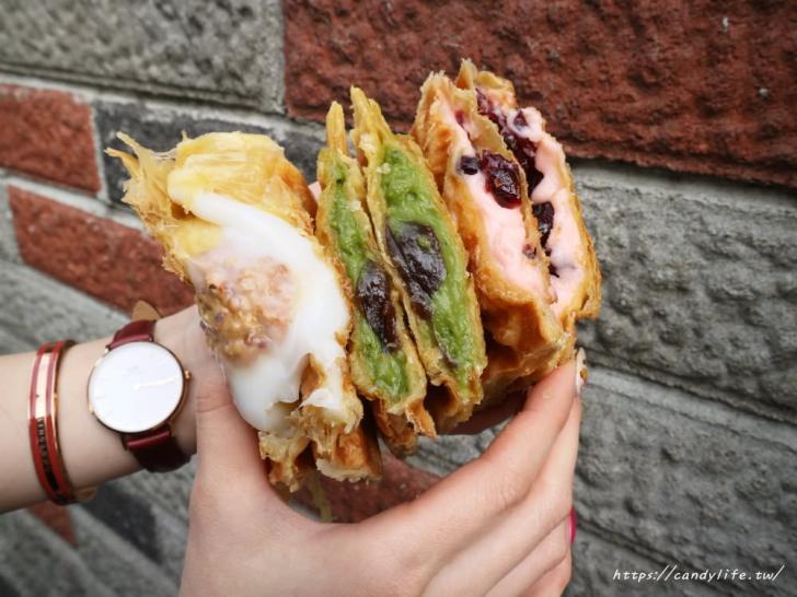 20190203214155 99 - 一中商圈可頌鯛魚燒,酥酥的外皮,咬下去還會大爆餡!