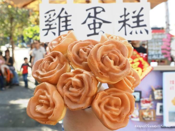 20190211234306 98 - 台中也出現玫瑰花雞蛋糕啦~弄成玫瑰雞蛋糕花束超美!每日限量供應~