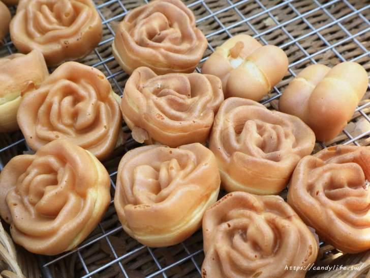 20190211234318 91 - 台中也出現玫瑰花雞蛋糕啦~弄成玫瑰雞蛋糕花束超美!每日限量供應~