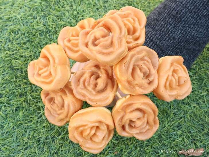 20190211234320 60 - 台中也出現玫瑰花雞蛋糕啦~弄成玫瑰雞蛋糕花束超美!每日限量供應~