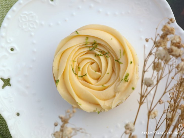 20190305074404 85 - Cream Tea台中超夯玫瑰造型檸檬塔,現場買不到,預訂一等就是半年!