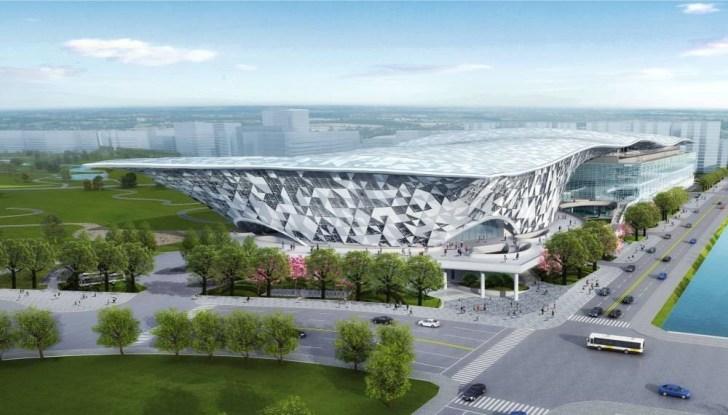20190323172423 65 - 等了20年!台中水湳國際會展中心今開工,預計2023年啟用~