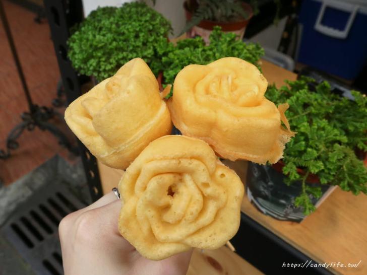 20190426175618 41 - 南屯也出現玫瑰花雞蛋糕!還有綠豆沙牛奶口味雞蛋糕,近萬和宮~(已歇業)