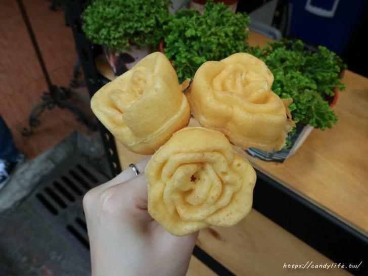20190426175642 76 - 南屯也出現玫瑰花雞蛋糕!還有綠豆沙牛奶口味雞蛋糕,近萬和宮~(已歇業)