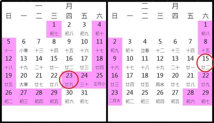 20190502091008 42 - 許多人不知道,今年春節假期第一天竟然不是除夕,而是從這天開始放!