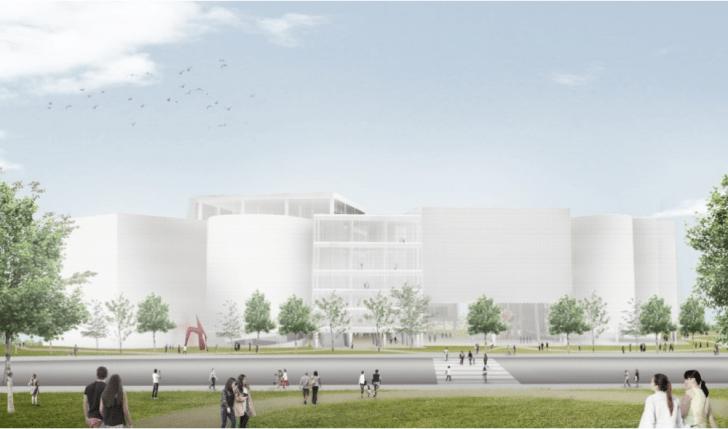 20190826153658 84 - 台中再添台灣世界級新地標!隱身公園最美的圖書館,預計2022年完工啟用
