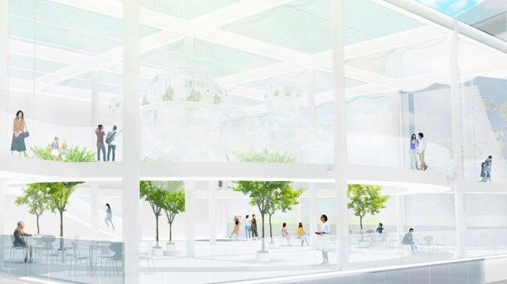 20190826153857 21 - 台中再添台灣世界級新地標!隱身公園最美的圖書館,預計2022年完工啟用