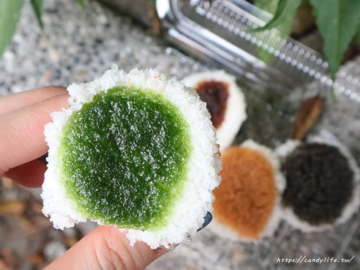 20190912165513 96 - 台灣小吃狀元糕,古早味的銅板美食,除了芝麻、花生外,還有抹茶、黑糖及隱藏版起司口味唷