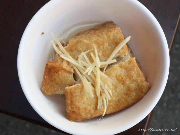 20191008224258 51 - 台中也吃的到鮮甜的小卷米粉湯囉,還可免費加湯唷(已歇業)