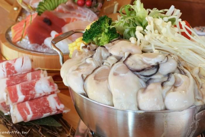森川大橋橫町│超狂隱藏版廣島牡蠣鍋在這裡!牡蠣多到要掉出來了!每日限量!準備好痛風了嗎~