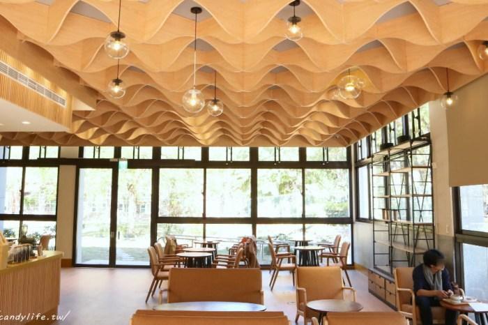 糟老頭咖啡│公益路最新結合麵包店的咖啡館!環境超美就在台中特教學校旁~