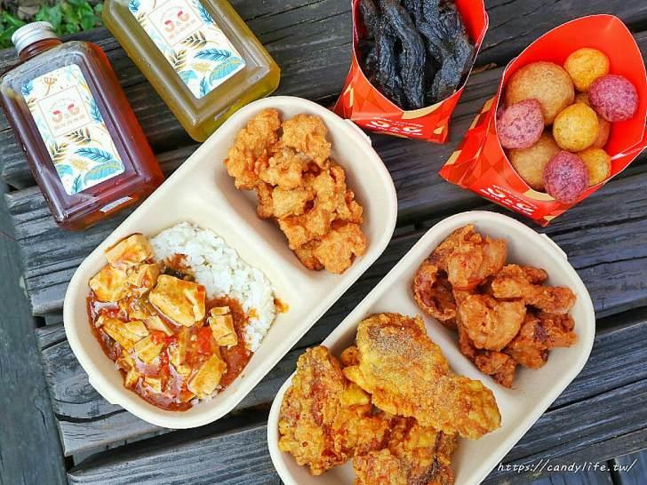 20200114165733 7 - 熱血採訪│台中高鐵站也吃的到繼光香香雞!激推麻婆豆腐飯、台嗑三塊雞套餐~