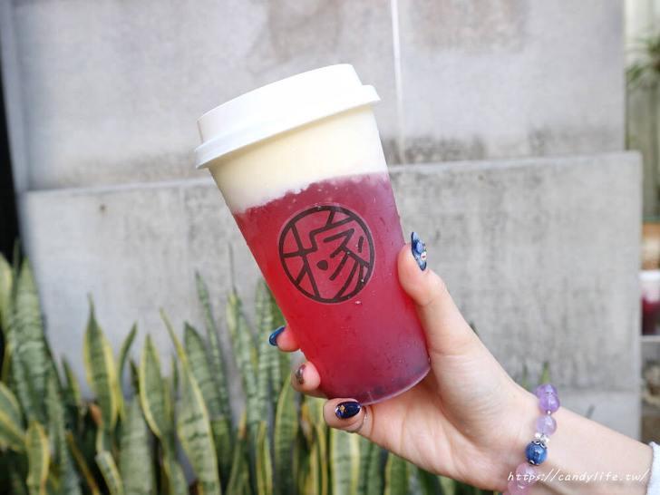 20200117112541 27 - 熱血採訪│CP值大爆表的飲料就在圓稼,三種料鮮奶茶、鮮榨果汁系列只要35元!新品奶酪及奶蓋系列大受歡迎~