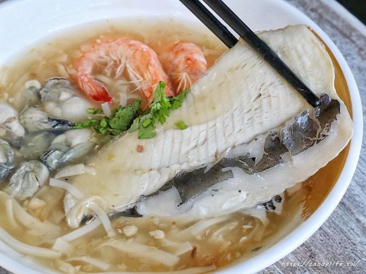 20200130090257 92 - 熱血採訪│台中也吃的到台南鹽水小吃豆簽羹,還有肥滋滋的鮮蚵滷肉飯,一碗只要銅板一枚!