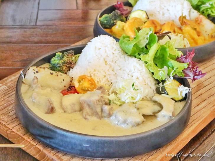 20200217123539 72 - 隱身在住宅區的特色泰式咖哩飯,價格不便宜,小山丘造型超吸睛!