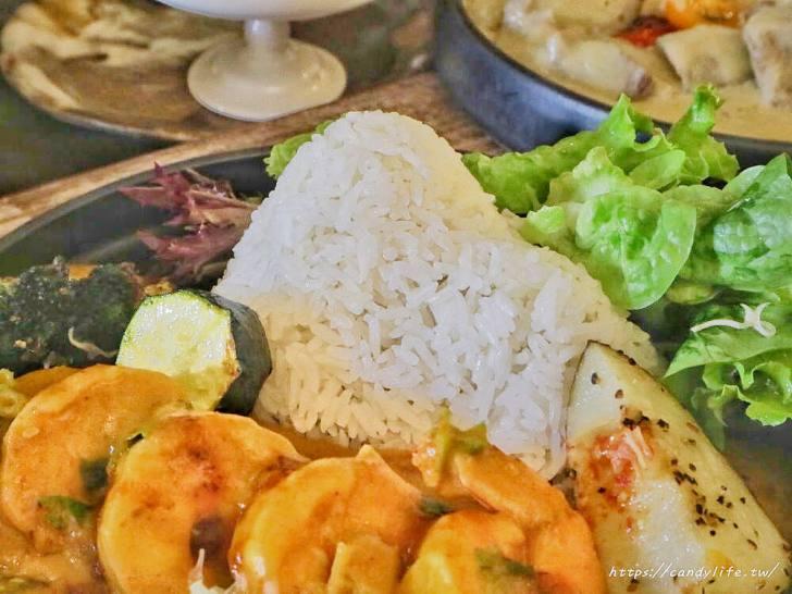 20200217123552 37 - 隱身在住宅區的特色泰式咖哩飯,價格不便宜,小山丘造型超吸睛!