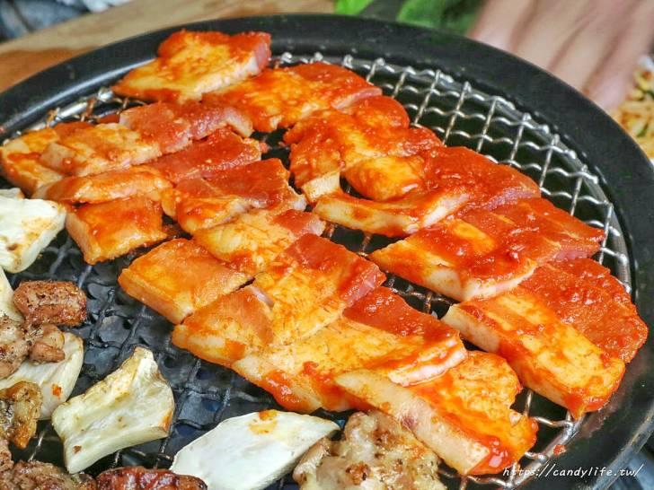 20200226164259 84 - 熱血採訪│台中道地韓式烤肉,獨特吃法更美味,主打雙人套餐,老闆是韓國人哦~