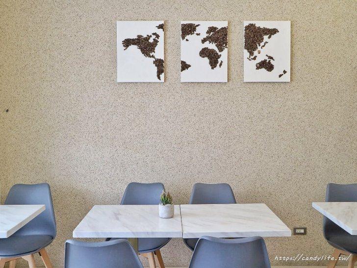 20200313153037 85 - 新開幕的小清新咖啡館,鹹食甜點通通有,還有超可愛的咖啡卡打牆~