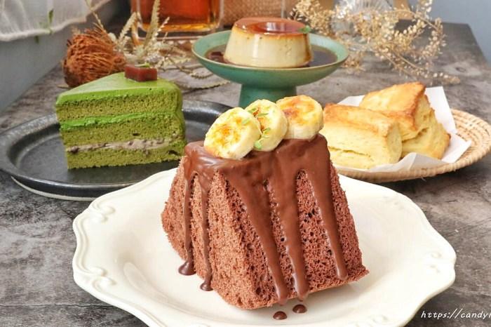 PURIPURI│隱身在二樓的日式甜點店,一周只開四天,每天客滿,激推司康、戚風蛋糕~