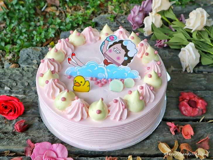 20200427133720 38 - 熱血採訪│薔薇派母親節蛋糕一次綜合五種口味,預購超多好康,還有買一送一就是狂!