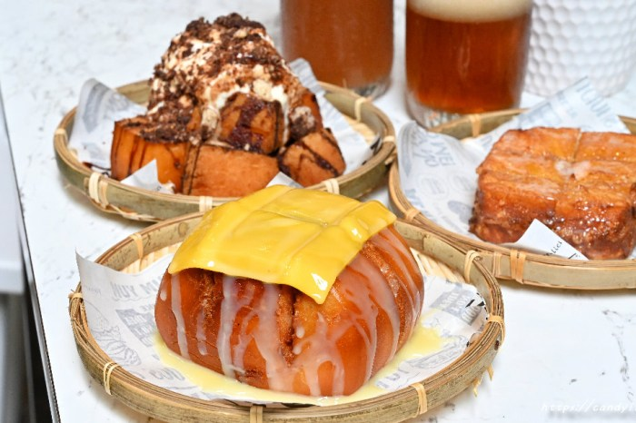 LOWCA 勞咖│台中特色早午餐,主打炸饅頭,口味超多,地點超級隱密,沒看指示找不到!