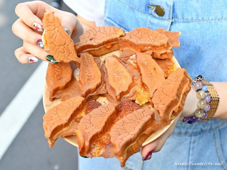 20200924103948 23 - 台中出現台灣造型的雞蛋糕!一週只營業兩天,每週還有限定口味~