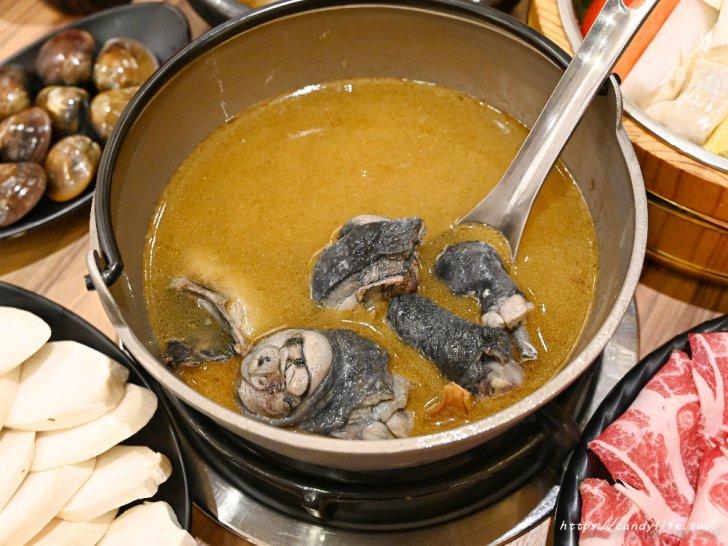 20201007141906 56 - 熱血採訪│台中唯一有機葉菜吃到飽火鍋店,現在還有海鮮買大送小超划算!