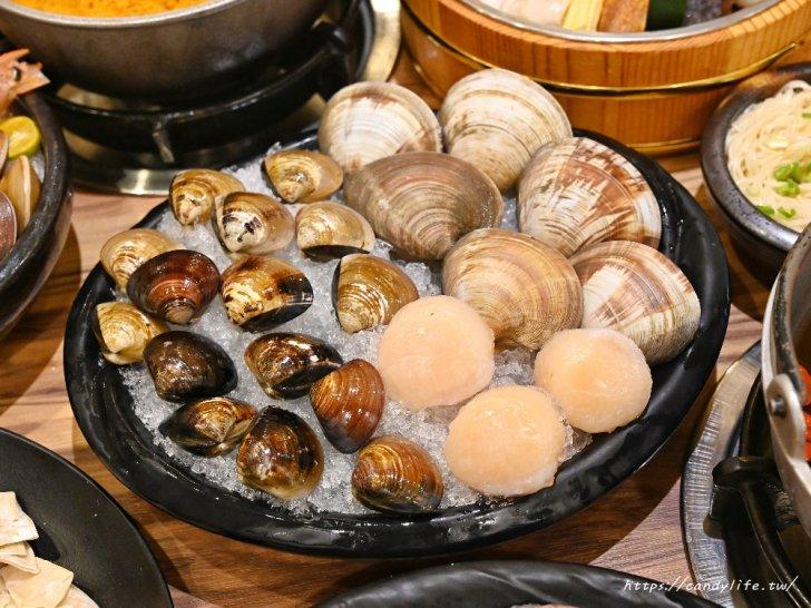 20201007141924 78 - 熱血採訪│台中唯一有機葉菜吃到飽火鍋店,現在還有海鮮買大送小超划算!