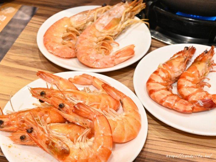 20201007141926 73 - 熱血採訪│台中唯一有機葉菜吃到飽火鍋店,現在還有海鮮買大送小超划算!